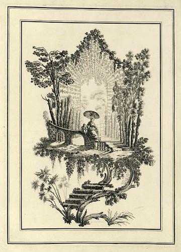 012-Series chinas-Oeuvre gravé de Jean Pillement..1767-Vol 3- INHA