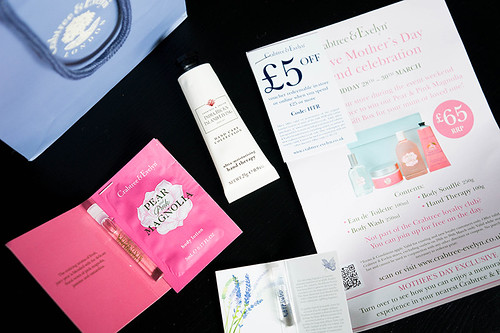 #OxMeet - Crabtree & Evelyn: Goody Bag | www.latenightnonsense.com