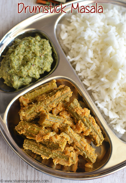 Murungakkai Masala Recipe