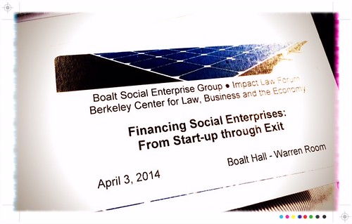 Social Enterprise Law Symposium