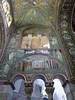 Byzantine Mosaics in the Basilica of San Vitale in Ravenna
