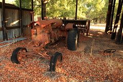 Retired and Rusting