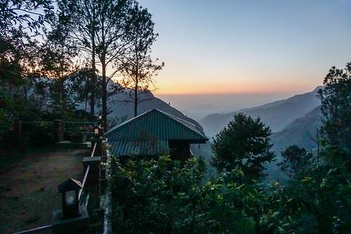 edi mountrelaxcottage srilanka sunrise