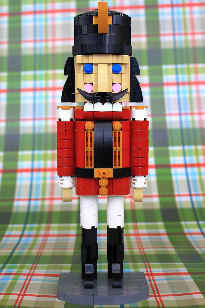 Nutcracker (custom built Lego model)