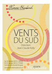Session 2015 - Vents du Sud