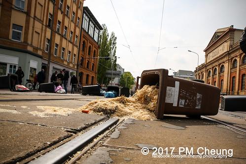 Naziaufmarsch in Halle? Läuft nicht! – 01.05.2017 – Halle (Saale) - IMG_8906