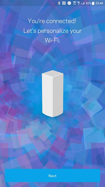 Velop App - Setup #14