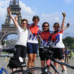 The Myton Hospices - London to Paris