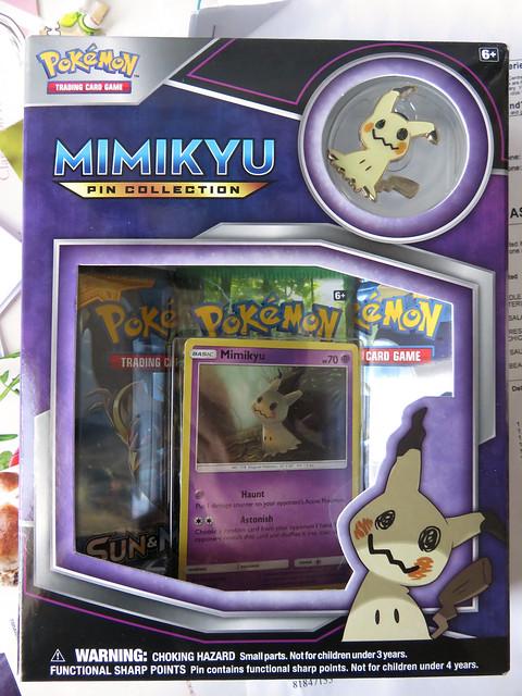 Mimikyu Pin Collection, Canon POWERSHOT SX700 HS