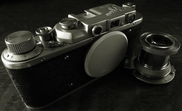 Zorki-1, Panasonic DMC-FZ45