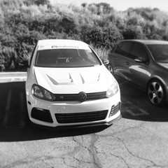 VW Golf R #last_sunday