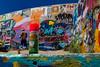 Austin Graffiti Wall