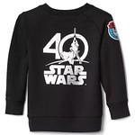 服飾品牌GAP 宣布將推出《星際大戰40週年紀念》系列服飾 GAP STAR WARS 40th Anniversary collection