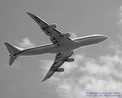 Rising Air China 747-8i in