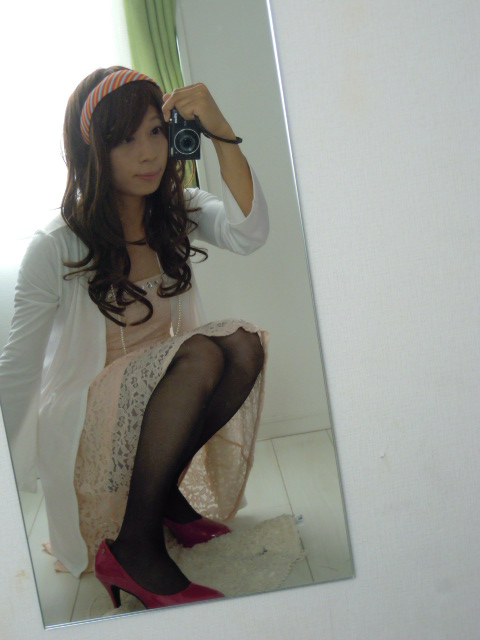 Flickr Crossdresser Rina