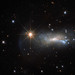 Star from the Lizard Constellation Photobombs Hubble Observation by NASA Goddard Photo and Video
