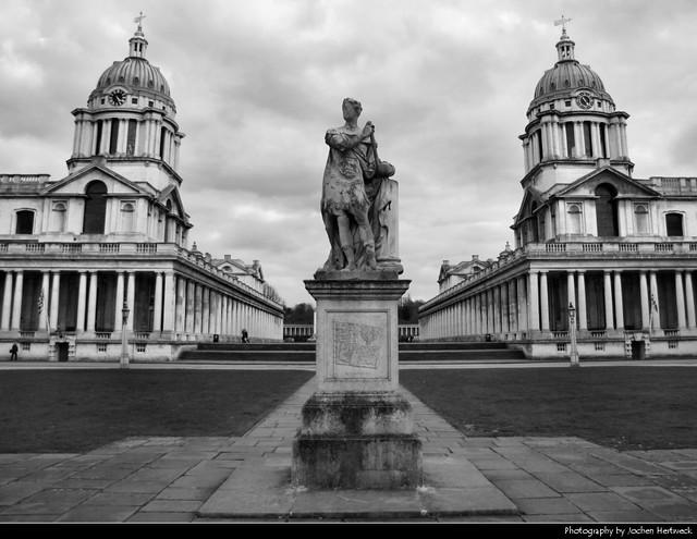 Old Royal Naval College, London, UK