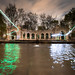 Drone Light Painting at Märchenbrunnen by boltron-