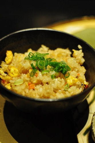 garlic fried rice