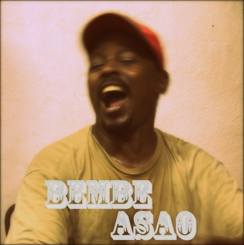 Bembe Asao Music of Los Sitios Cover