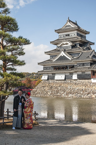 Matsumoto Castle Wedding