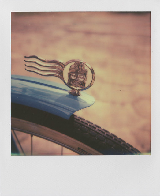 Antique bicycle - Copyright © 2013 Marcin Michalak Photography.