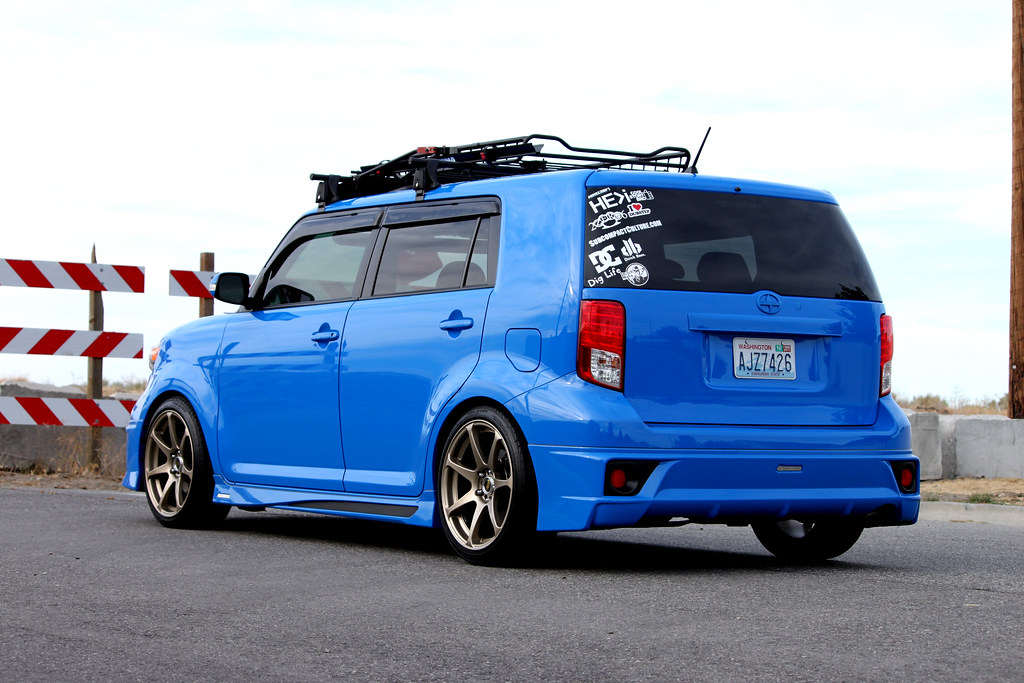 Roof Rack Thread Page 12 Scion Xb Forum
