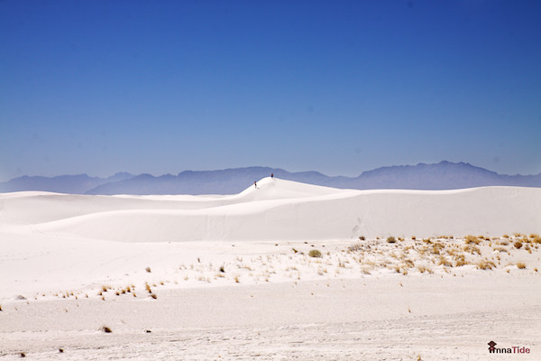 National Park White Sands (New Mexico)
