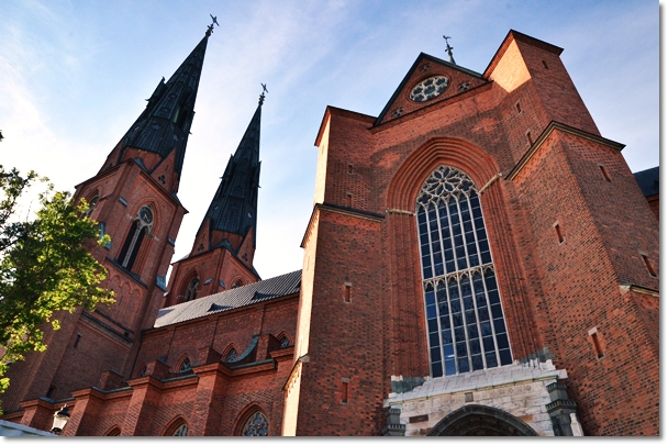 Cathedral @ Uppsala