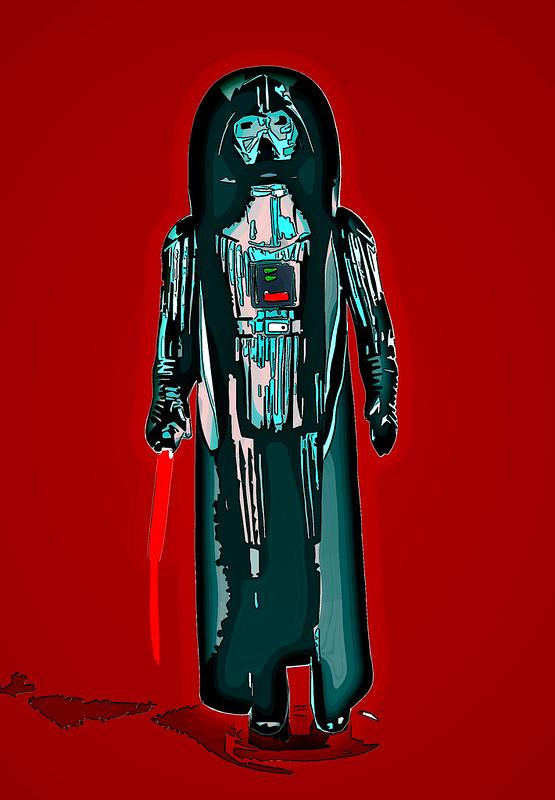 psybertech's Star Wars Figures Artwork Limelight 9111575510_909a3a1ff0_c