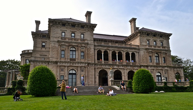 Breakers Mansion, Newport Rhode Island