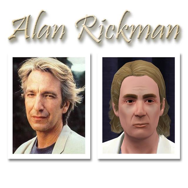 Alan Rickman - Covershot