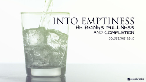 Into Emptiness