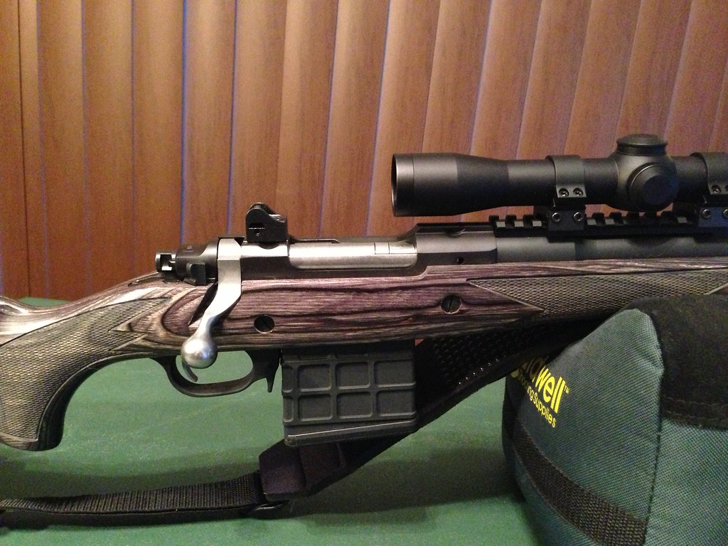 Leupold Scout Scope Ruger Gunsite Scout Rifle – Billy Knight