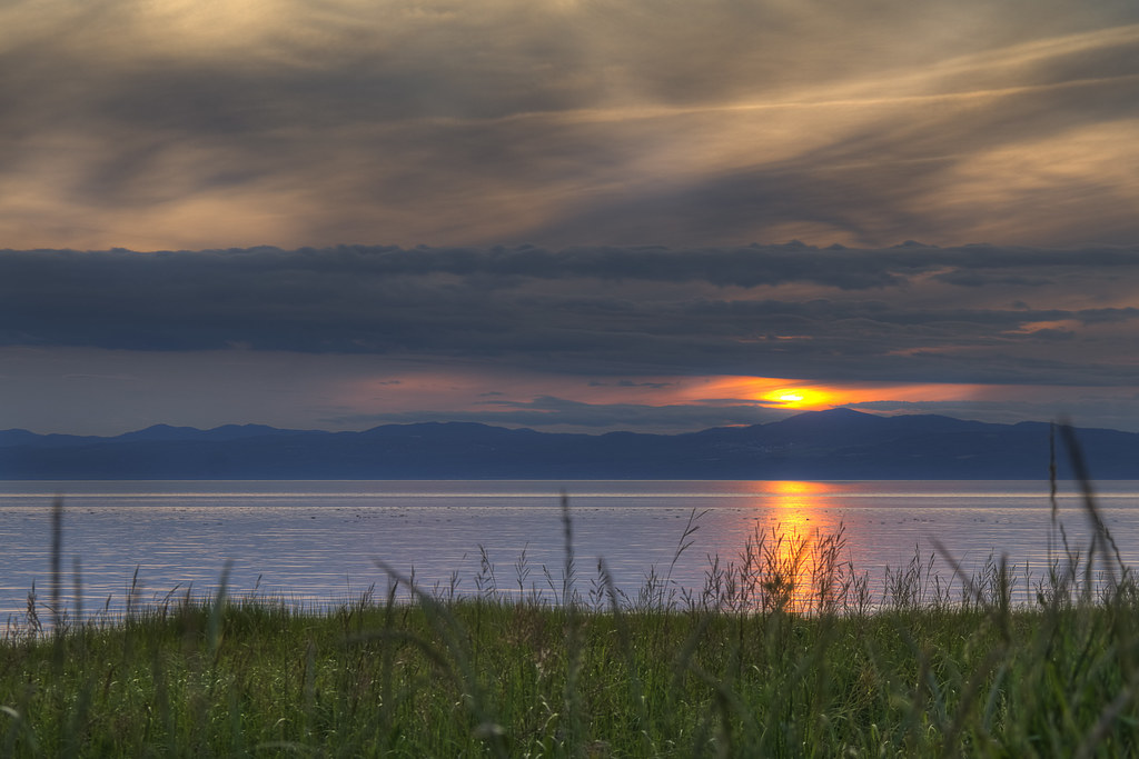 La Pocatière Sunset