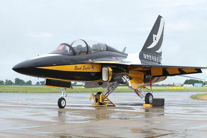 Black Eagles Jet
