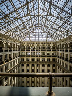 Old Post Office Interior