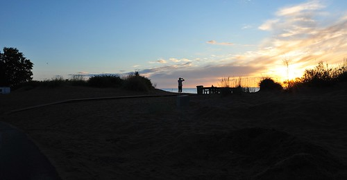 sunset holiday suomi finland nikon gps ferie gp1 kalajoki kalajoen