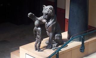 Charles Jamrach - Sculpture
