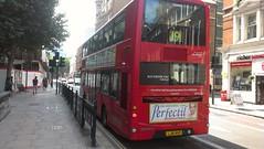 cable car(0.0), tram(0.0), rolling stock(0.0), metropolitan area(1.0), vehicle(1.0), transport(1.0), mode of transport(1.0), public transport(1.0), double-decker bus(1.0), land vehicle(1.0), bus(1.0),