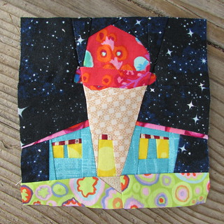 Wonky Ice Cream Parlor...