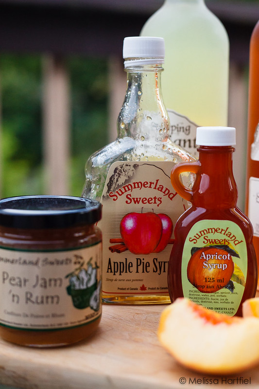 Summerland Sweets Apple Pie Syrup
