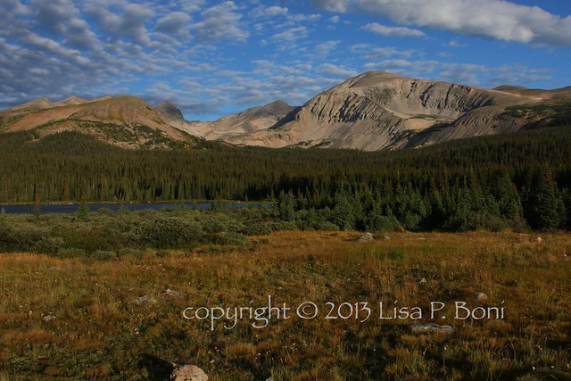 Mt Audubon & Brainard Lake