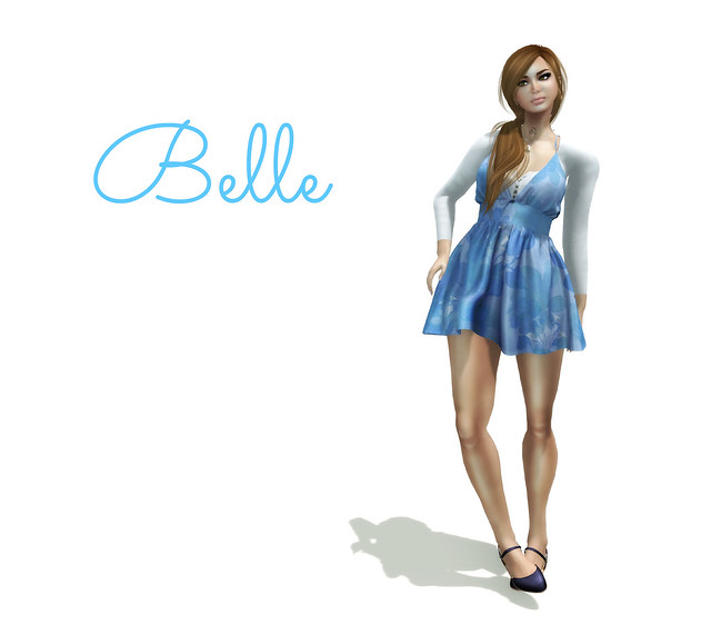 SL Disney Bound – Week 25: Belle