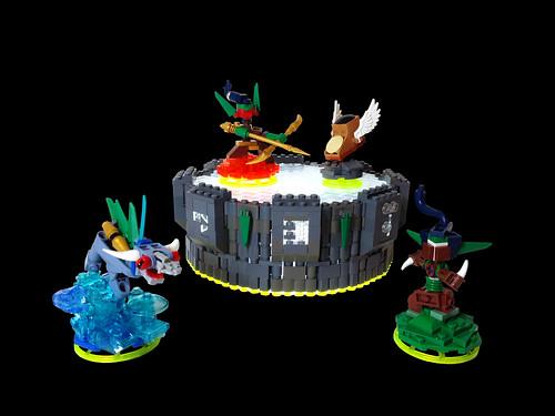 Lego Skylanders