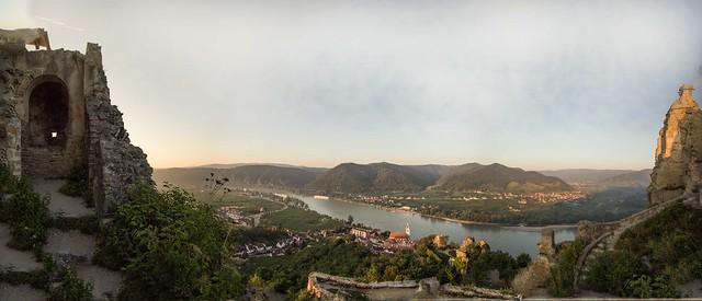 Dürnstein Austria Panorama