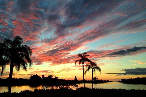 sunset sun beach set florida fl apollo