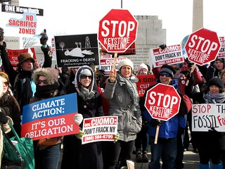 Forward on Climate Rally