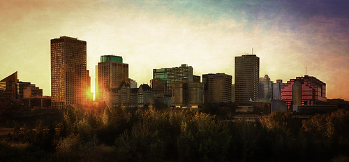 Edmonton Going to Bed