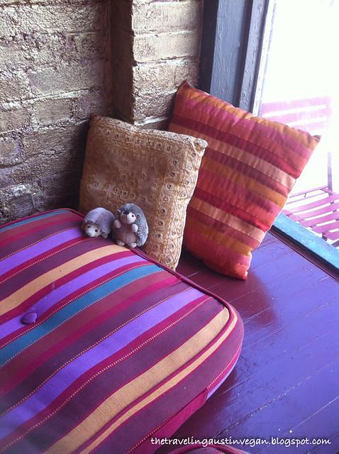Hedgehogs on Cushions - FuD, Kansas City, MO